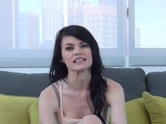Casting Couch-X Video: Heather
