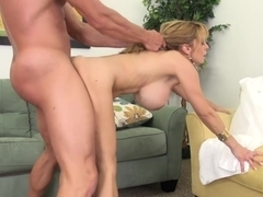 Amazing pornstar Alyssa Lynn in Incredible Mature, Cumshots xxx scene