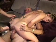 Hottest pornstar Ivana Sugar in crazy creampie, facial sex video