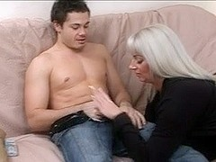 Sexy Mature Elaine