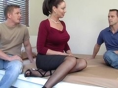 Vanessa Videl & Jack Venice & Matt Bixel in My Friends Hot Mom