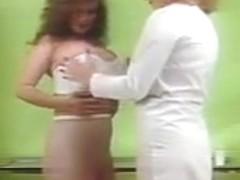 Preggie Nursing Boobquake