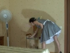 LacyNylons Scene: Beatrice
