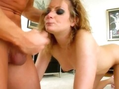 Petra Pearl gets fucked hard in the ass