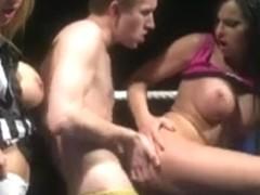 Brit Boxing threesome