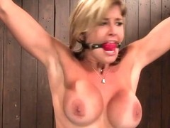 Felony Hot big titted MILF Category 5 suspension