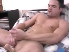 Three Sexy Guys In An Ass Licking Circle