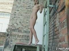 21Sextury XXX Video: Rooftop Fun