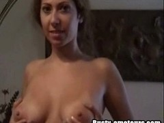 Lilli on sexy interview and masturbation