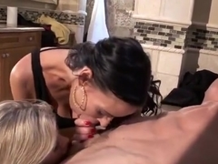 Threesome sex video featuring Jessa Rhodes and Vanilla Deville