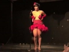 Ophelia Derriere - Queen of Burlesque