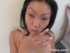 Hawt Oriental Lucy Lee POV Anal