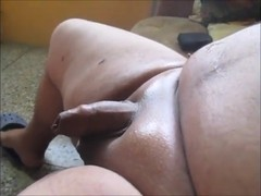 handjob after waxing cock 3