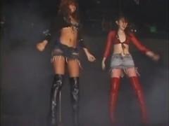 Lesbian Club Dance