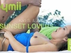 Jessy and Kaci S. - SUNSET LOVERS