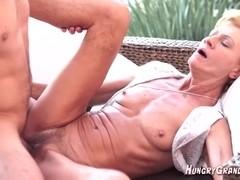Hot 72yo Hairy Grandma Madie Mccrea