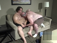 Burly Chub and Sexy Bear Daddy - Breaking-In-a-Cub