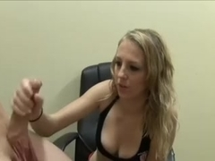 I could have handjob form her 5 times per day