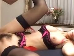 Juri Matsuzaka Uncensored Hardcore Video with Gangbang, Creampie scenes