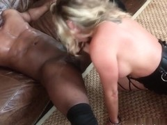 Samantha Saint is Completely Wicked 2, Scene 1