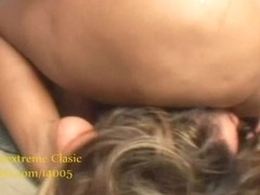 Facesitting Fuck Clasic Episode Melissa Dark Brown
