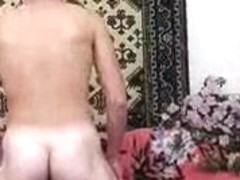 Russian Granny And Stud 081