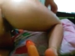 Colombian Legal Age Teenager Anal Fisting