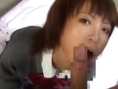 Exotic Japanese whore Noe Asada, Hikaru Ainatsu, Midori Kuramoto in Horny Blowjob/Fera JAV scene
