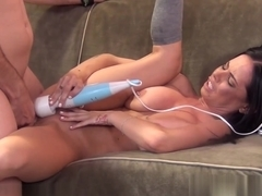 Exotic pornstar Giselle Mari in Incredible MILF, Dildos/Toys sex clip