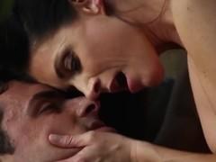 Sensual sex with beautiful MILF India Summer