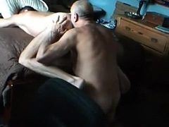 Dad fucking boy-friend