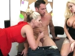 Phoenix Marie & Summer Brielle in My First Sex Teacher