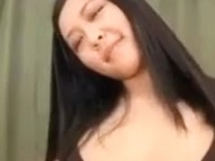 Awesome Asian whore has all holes opend for BBC