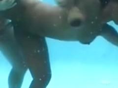 Dark Underwater Sex! 02