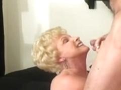 Hawt Breasty Aged Cougar Ejaculation Compilation