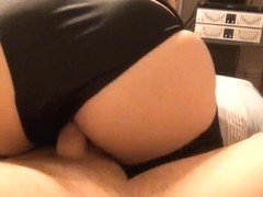 Greater Amount Mexican Granny Rose Getting Her Butt Drilled