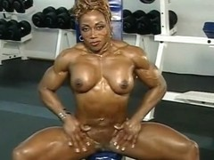Amazing porn video Ebony hot just for you