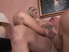 Tabitha James Gets Her Tight Twat Fucked Hard