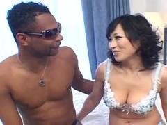 Natsumi Kitahara Interracial 1 of 4