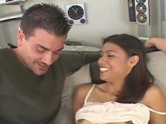Megan Martinez enjoys his thick rod inside her