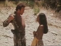 Laura Gemser in Emanuelle, Queen Of The Desert (1982)