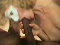 Nice porn video with horny milf who does euro blowjob
