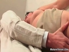 Hot milf got doggy banged at the office