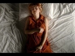 Girl masturbating -Anoucha-