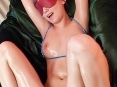 Exotic Japanese girl Megu Kamijo in Horny JAV uncensored Dildos/Toys clip