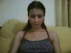 romanian college girl on cam