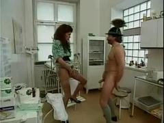Lustiger Sex beim Frauenarzt