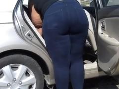 Phat Booty BBW Car Wash.