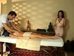 Crazy pornstars Veronica Avluv, Chloe Amour, Steven St. Croix in Best Latina, Threesomes adult movie