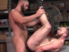 Ripped Hunk Love Juice Overspread